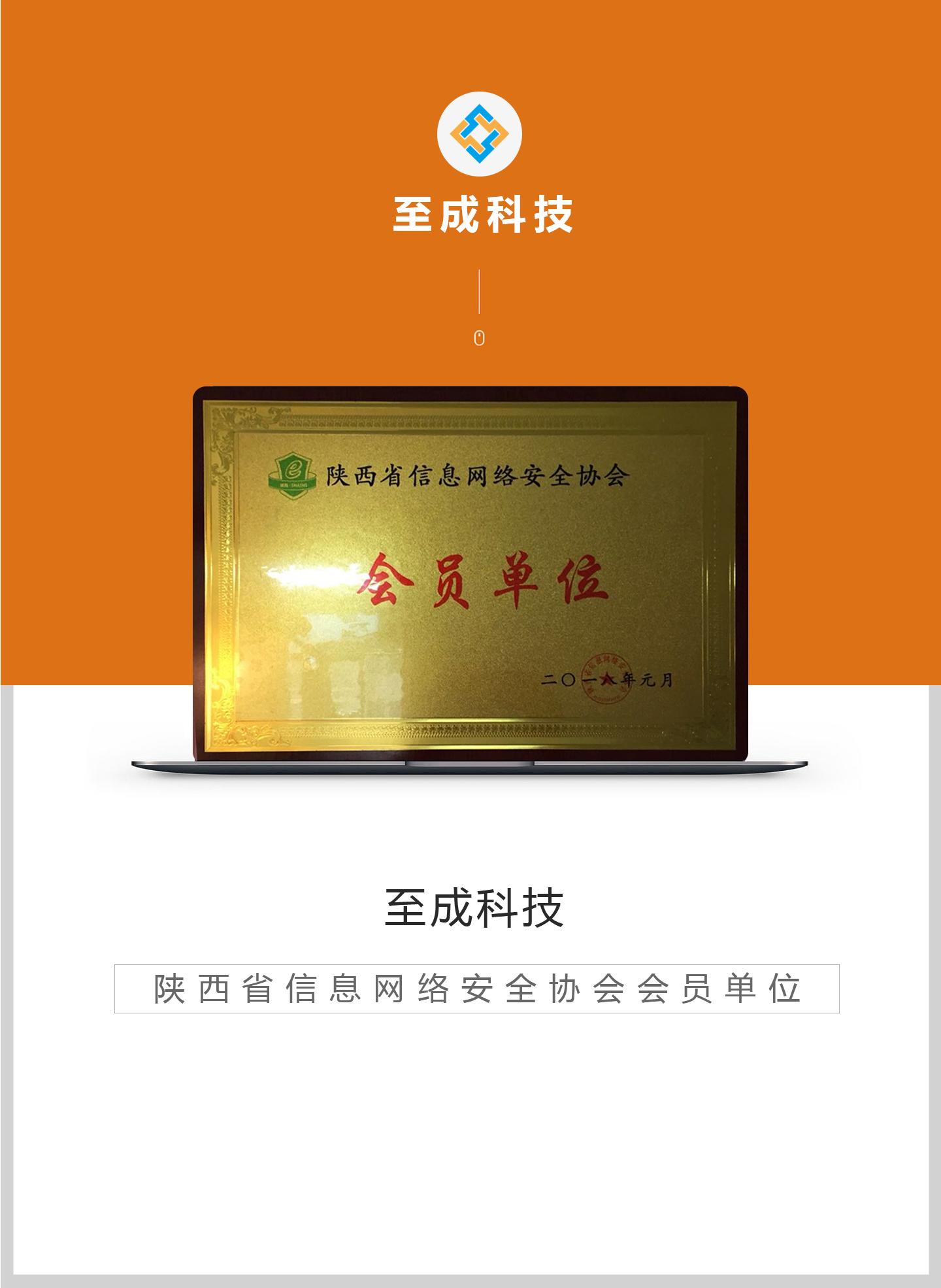 陕西省信息网络安全协会会员单位